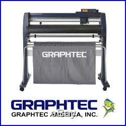 NEW Graphtec FC9000-75 30 Vinyl Cutter Plotter with stand and software