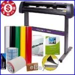 NO TAX! 34 Vinyl Cutter Sign Cutting Plotter Machine Cut Software Printing