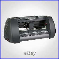 New 14 375mm Cutter Vinyl Cutting Plotter Desktop Machine Artcut Software