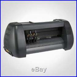 New 14 Vinyl Cutting Plotter Printer Desktop Cutter Artcut Machine Software