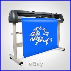 New 53 Cutter Vinyl Cutting Plotter With Stand Machine Artcut Software