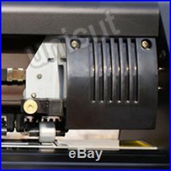New Contour Cutting Mini 14'' Vinyl Cutter Winpcsign Software On Discount sale