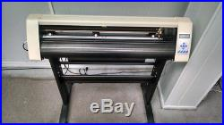 New Red Sail 24 Vinyl Cutter/Plotter With Stand & Software #3 Of Only 3 Left
