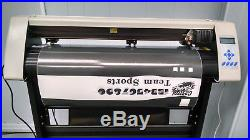 New Red Sail 24 Vinyl Cutter / Plotter With Stand & Software READ ALL NOTES