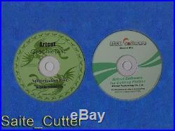 Original ARTCUT 2009 Professional Vinyl Cutter Plotter Sign Making Software