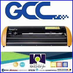 Otter De Corte De Vinilos GCC Expert LX 24 61 Cm / Software + Despacho Gratis
