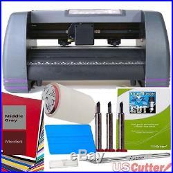Professional Vinyl Cutter Machine Sign Software Design Bundle Cutting Plotter