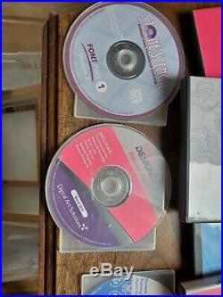 Puma III Vinyl cutter and misc software