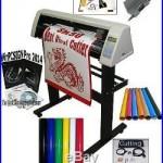 Reliable 30 Vinyl Cutter & Pro Software 2014 & Heat transfer vinyl Contour cut