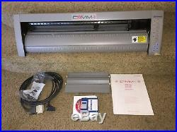 Roland CM-24 CAMM-1 Vinyl Cutter Plotter With manual & Roland Software