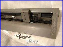 Roland Plotter Camm 1 Desktop Vinyl Cutter PNC-5000 & Manual and Software CNC