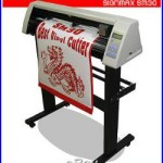 SM Vinyl Cutter 30 + UNLIMITED SOFTWARE WinPCSIGN PRO 2014 included