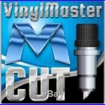 Sign Making Software VinylMaster Cut Basic Vinyl Plotter Cutter Download Only