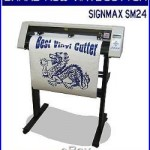 SignMax 24 Vinyl cutter plotter & 2014 Unlimited PROfessional software