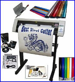 SignMax 24 inch vinyl cutter & 2014 Unlimited PROfessional software VINYL +EXTRA