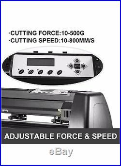 Signmaster Vinyl Cutter/Plotter Machine with Signmaster Software