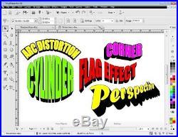 Software For Vinyl Cutters Signs, Lettering VinylMaster LTR Sign Making Program