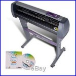 Standing Vinyl Cutter Plotter 28 (With Software) Sign Making Maker Craft Design