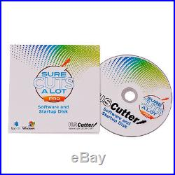 Sure Cuts A Lot 3 Pro Vinyl Cutter Design & Cut Software