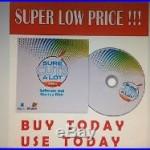 Sure Cuts A Lot Pro Vinyl Cutter & Rhinestone Design Software Roland Graphtec