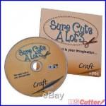 Sure Cuts A Lot V3 Design & Cut Vinyl Cutter Software Signs Graphics Craft NEW