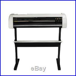 US 33 Plotter Machine Cutter Vinyl Cutter / Plotter, withSoftware + Supplies NEW