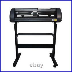 US 53 Vinyl Cutter/Plotter Sign Cutting Machine Signmaster Software 3 Blades
