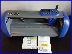 US Cutter Titan 15 vinyl plotter with Software