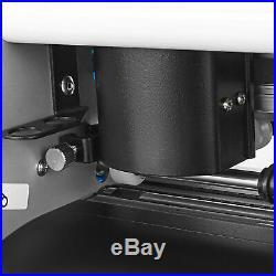 US Sale A4 Vinyl Cutter Cutting Plotter Carving Machine Handheld Artcut Software