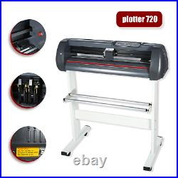 US stock 28 Vinyl Cutter/Plotter, Make Signs for Decals Stickers + software