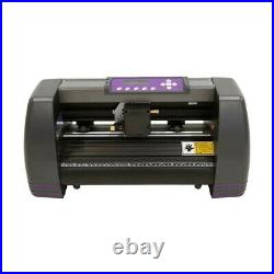 USCutter MH Series 14 inch Vinyl Cutter with Sure Cuts A Lot Pro Software & 3 Blad