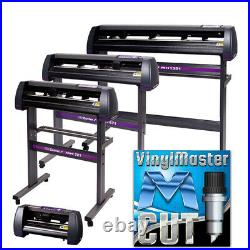 USCutter MH Series Vinyl Cutter with VinylMaster Cut Software