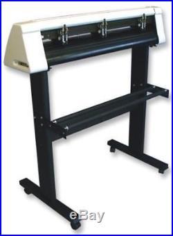 USED Starter Pkg Powerful Reliable Vinyl Cutter withSoftware Vinyl Sign Plotter
