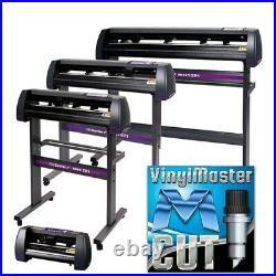 USED USCutter 28 Vinyl Cutter withVinylMaster software