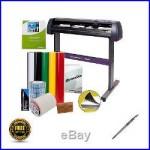 Vinyl Cutter Design 34 Cut Software Sign Contour T-shirt Decal Sticker Printer