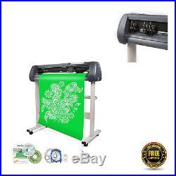 VINYL CUTTER Design Cut 34'' Software Plotter Cutting Artcut Machine 870 mm