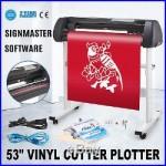 VINYL CUTTER SIGN MAKER WithSIGNMASTER SOFTWARE 3 BLADES CREDITABLE SELLER UPDATED
