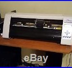 VINYL EXPRESS CUTTER R series 2 19 inch with accessories. Includes software