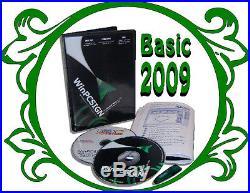 Vinyl Cutter CUTTING software WinPCSIGN Basic 2009 REDSAIL USCUTTER PLOTTER