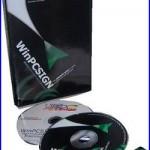 Vinyl Cutter CUTTING software WinPCSIGN Basic 2009 Roland TITAN USCUTTER PLOTTER