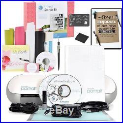 Vinyl Cutter Machine With Software Portrait Cutting Great Starter Bundle Kit Set