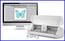 Vinyl Cutter Machine with Software Paper Cardstock Fabric Electronic Cutting Tool