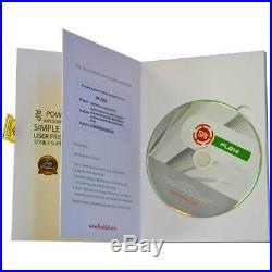 Vinyl Cutter Plotter 28 PixMax 720mm Vinyl Cutting Transfer + Flexi 11 Software