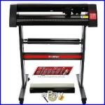 Vinyl Cutter Plotter 720mm PixMax 28 Cutting SignCut Pro Software & Weeding Kit