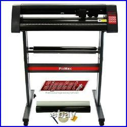 Vinyl Cutter Plotter 72cm PixMax 28 Cutting SignCut Software & Weeding Kit