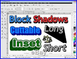 Vinyl Cutter Plotter Arc Text Vectorize Best Value Sign Software VinylMaster LTR