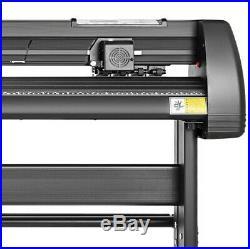 Vinyl Cutter Plotter Cutting 28\ Sign Cutting Machine withSoftware + Supplies US