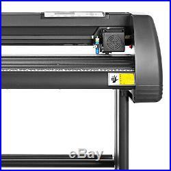 Vinyl Cutter Plotter Cutting 34 Sign Maker Software Bundle WithTable Craft Cut