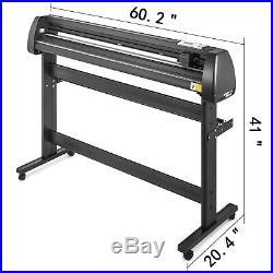 Vinyl Cutter Plotter Cutting 53 Sign Maker Graphics Software Bundle Business