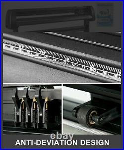 Vinyl Cutter Plotter Cutting 53 Sign Maker Graphics Software Bundle Cut Device